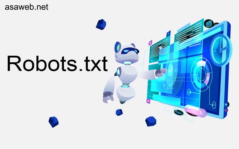 آموزش کامل فایت robots.txt