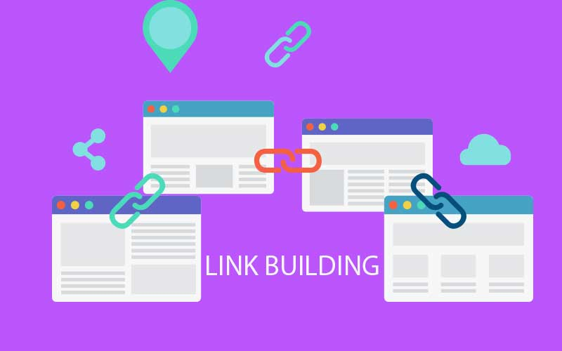 لینک سازی یا لینک بیلدینگ (link building) چیست